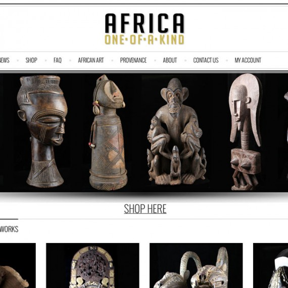 Africa one of a kind